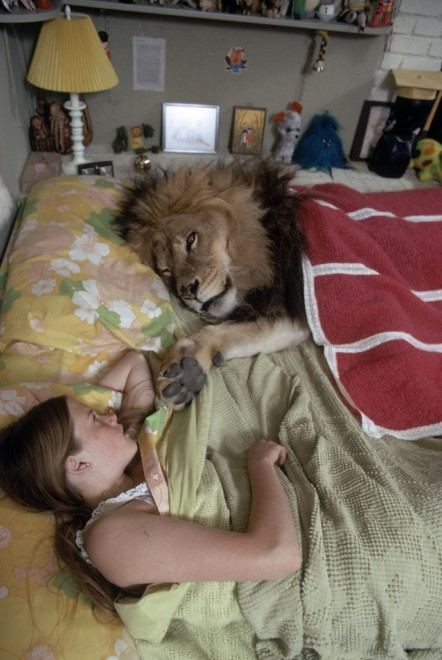 Un leone per amico: l'infanzia eccentrica di Melanie Griffith