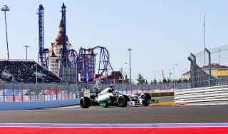 Formula 1: a Sochi è dominio Mercedes, la Marussia non sostituisce Bianchi