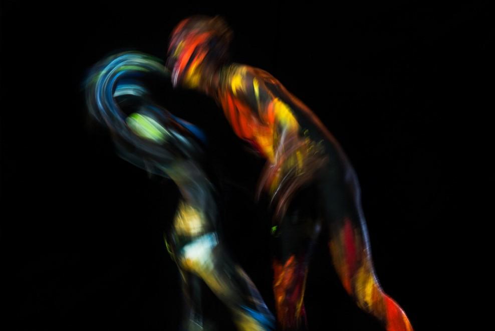I colori delle emozioni: il fotoesperimento di Sharon Avraham