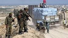"""Gaza, """"Impossibile  la ricostruzione  se continua  il blocco israeliano"""""""