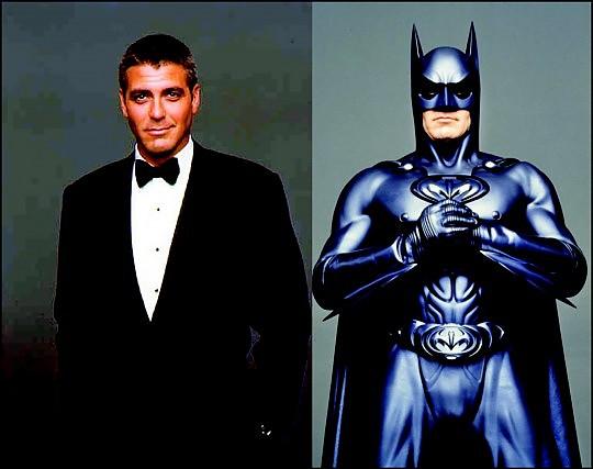 """George Clooney, dopo le nozze il Comic-Con. """"Vi chiedo scusa per il mio Batman..."""""""