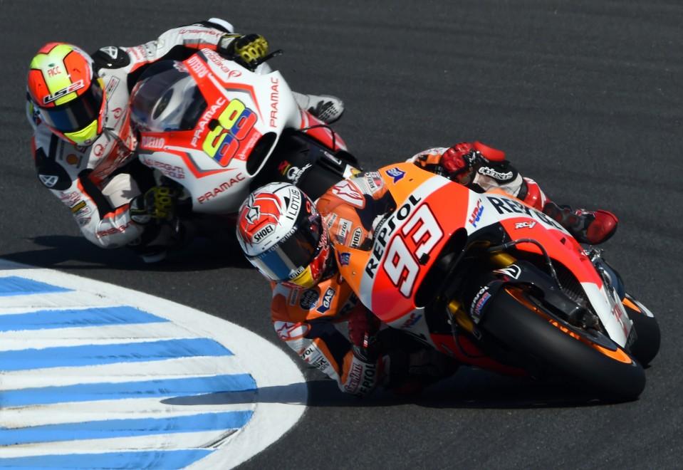 MotoGp, Marquez campione del mondo al Gp del Giappone - Repubblica.it