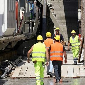 """Incidenti sul lavoro, Napolitano: """"Numeri inaccettabili"""""""