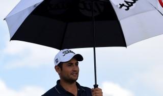 Golf, Portugal Master dimezzato dalla pioggia: vince Levy in due giri