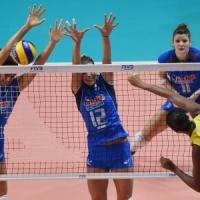 Volley, Mondiali donne: niente bronzo per l'Italia, Brasile ok al tie-break. Oro agli Usa