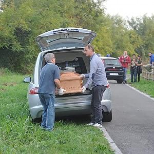 Nonno annega il nipote e si suicida in un fiume in provincia di Rovigo