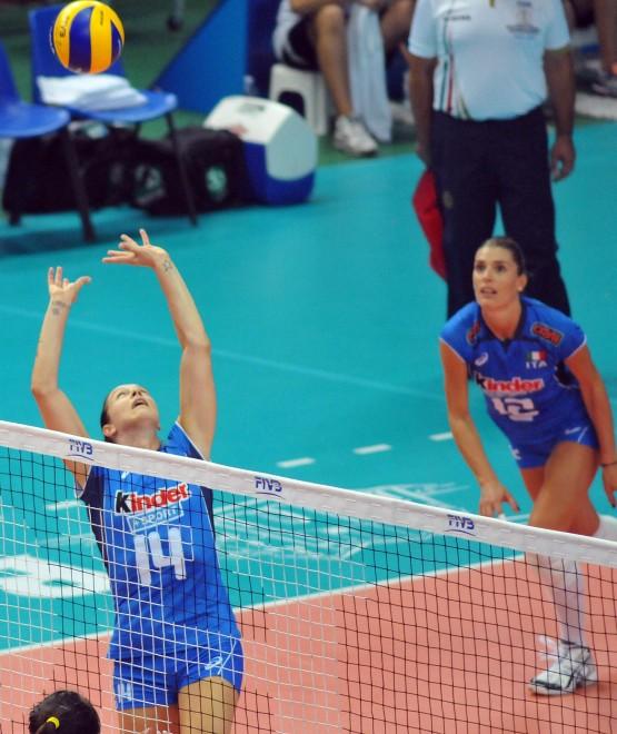 Volley: dalla Lo Bianco alla Hui, ecco le star del Mondiale