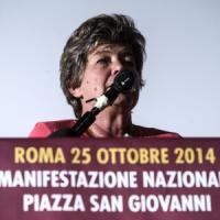 """Jobs Act, Camusso: """"Il governo non ha idea di dove portare l'Italia"""""""