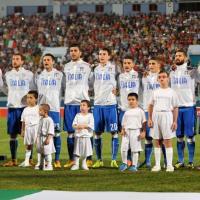 Malta-Italia, il film della partita