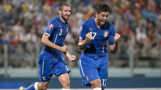 Malta-Italia 0-1: Pellè esordio e gol