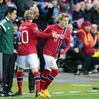 Norvegia, entra Martin Odegaard: 15 anni, mai nessuno così giovane agli Europei