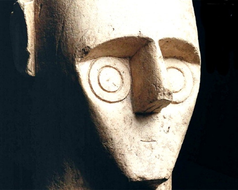 Archeologia, i giganti-pugili di Mont'e Prama