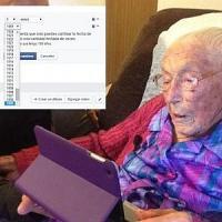 Ecco Nonna Facebook: la più anziana sul social ha 114 anni. Ma deve mentire sulla...