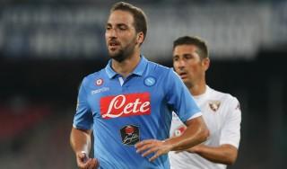 Napoli, Higuain si rilancia in nazionale. Due squilli per avvisare l'Inter