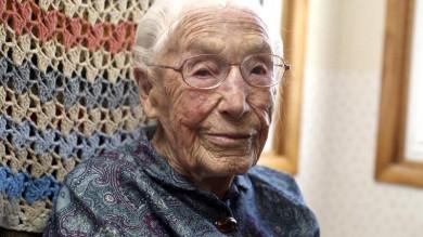 Negli Usa c'è Nonna Facebook   Foto   la più anziana sul social ha 114 anni