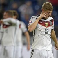 Euro2016, la Germania non sa più vincere. Serbia-Albania, che vergogna