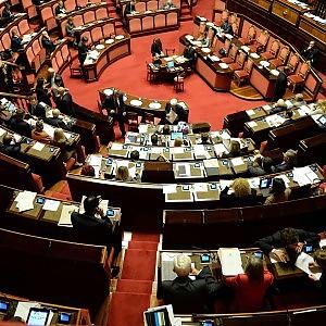 Senato via libera al decreto stadi i club contribuiranno for Commissione giustizia senato calendario