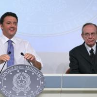 "Legge di stabilità, manovra da 36 miliardi. Renzi all'Europa: ""Circostanze straordinarie per Italia"""