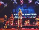 Folk, elettronica e alternative: la folle dance dei Crystal Fighters