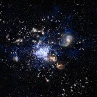 "Osservata la nascita di una ""megalopoli galattica"". È successo dieci miliardi di anni fa"