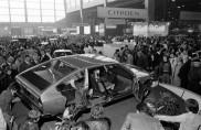 Registro Italiano Auto Storiche Citroën, che show ad Auto e Moto d'Epoca