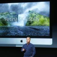 Apple, ecco l'iMac con display 5K UltraHD