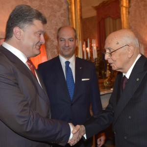 Vertice Europa-Asia, Napolitano e Renzi spingono per la crescita
