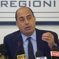"""Zingaretti: """"Legge di stabilità, facile tagliare in questo modo ma pagheranno i nostri..."""