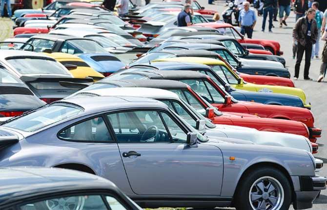 Ultime Notizie: Porsche all'assalto di Auto e Moto d'Epoca