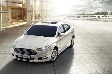 Ford Mondeo, arriva la Titanium Business