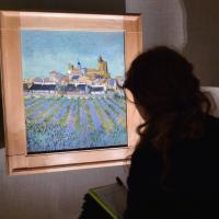 Van Gogh. La mostra a Palazzo Reale
