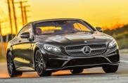 Mercedes S550 Coupé