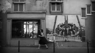Fotogiornalismo sui muri   foto    La provocazione #Dysturb