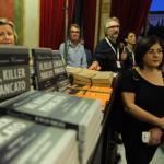 """""""Io, killer mancato"""": il romanzo di Viviano a Repubblica delle idee"""