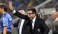 Sassuolo, Di Francesco: ''Ho sempre creduto in questo risultato''