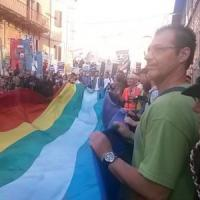 Marcia della pace, centomila persone in cammino contro la guerra e per il lavoro