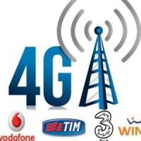 Telefonia mobile e reti 4G, testa a testa tra operatori