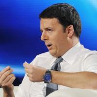 """Renzi: """"Da gennaio gli 80 euro anche alle neomamme. Il bonus per tre anni"""""""