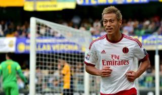 Verona-Milan 1-3: Honda travolgente, l'Hellas finisce ko