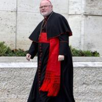 """Il cardinale Marx: """"Abbiamo aperto una strada nella Chiesa trasparente, nessun tema è più..."""