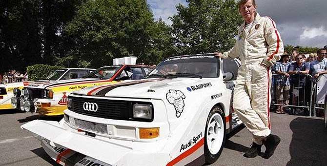 Audi celebra 30 anni di successi ad Auto e Moto d'Epoca