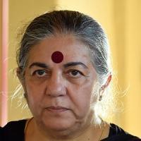 """Vandana Shiva: """"Gli Ogm sono molto più cari dei prodotti biologici"""""""