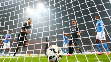 Inter-Napoli 2-2 finale da brividi     Guarda tutti i gol