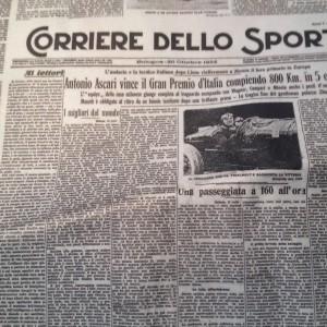 I 90 anni del Corriere dello Sport Un romanzo di record e imprese