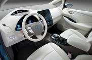 Gestione energetica, Nissan alla prova