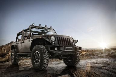 Autonomy in off-road, la Jeep stupisce ancora