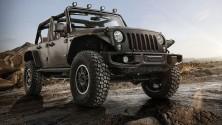 Autonomy in off-road,  Jeep stupisce ancora
