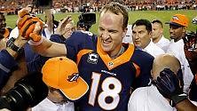 Olimpo quarterback   foto    è per Peyton Manning