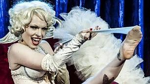 Il raduno mondiale di Burlesque