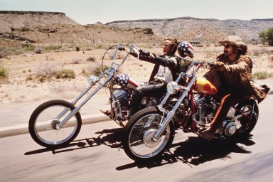 Venduta la leggendaria Harley di Easy Rider: 1,35 milioni dollari